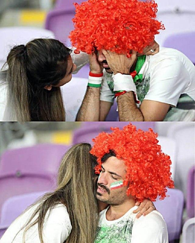 تصاویر منتخب مرحله نیمه نهایی جام ملتهای آسیا ۲۰۱۹؛ اشکها و لبخندها - 66