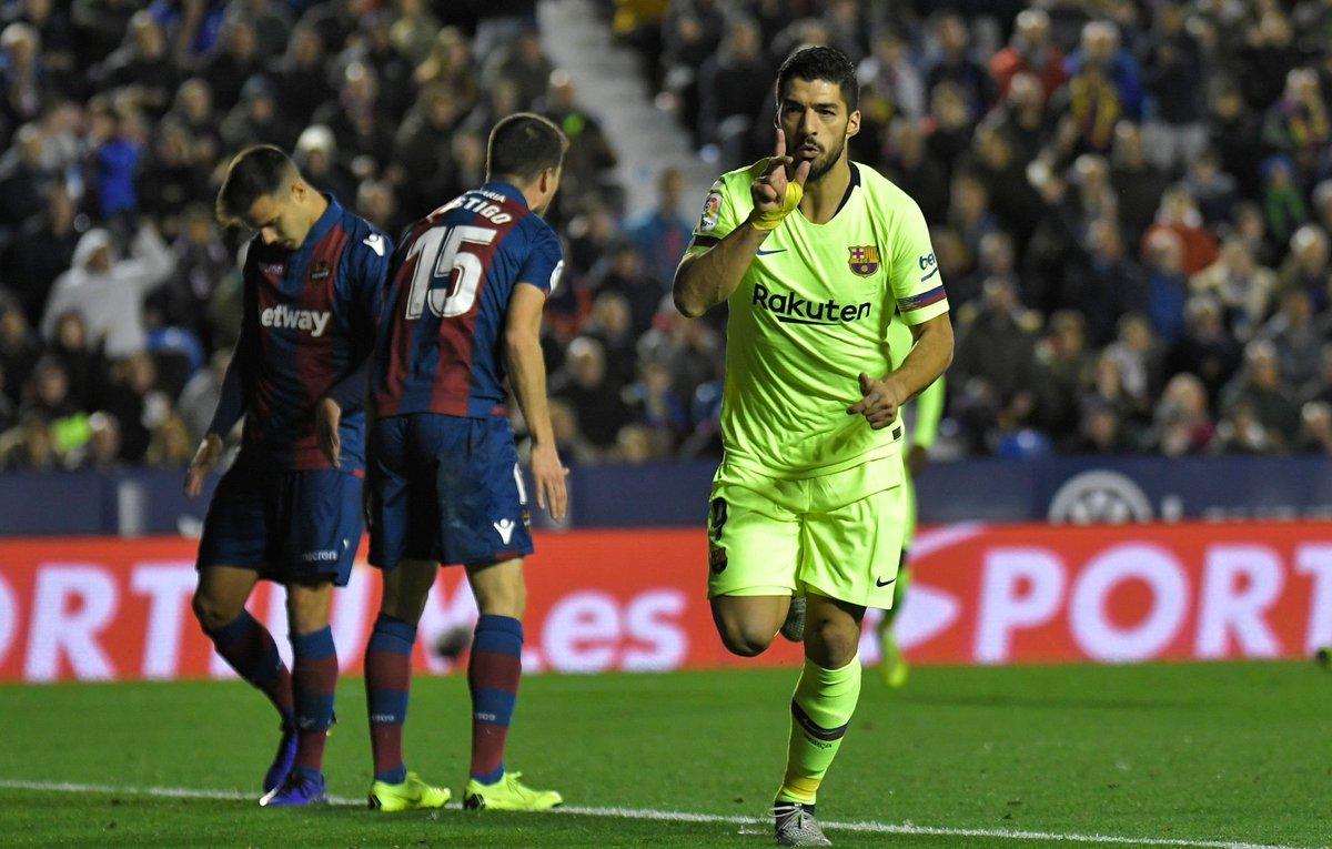 لوانته 0-5 بارسلونا؛ گاهی واقعا همه چیز در مسی خلاصه میشود! - 10