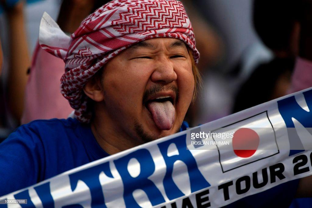 تصاویر منتخب مرحله نیمه نهایی جام ملتهای آسیا ۲۰۱۹؛ اشکها و لبخندها - 20