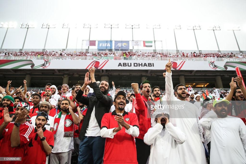 تصاویر منتخب مرحله نیمه نهایی جام ملتهای آسیا ۲۰۱۹؛ اشکها و لبخندها - 109