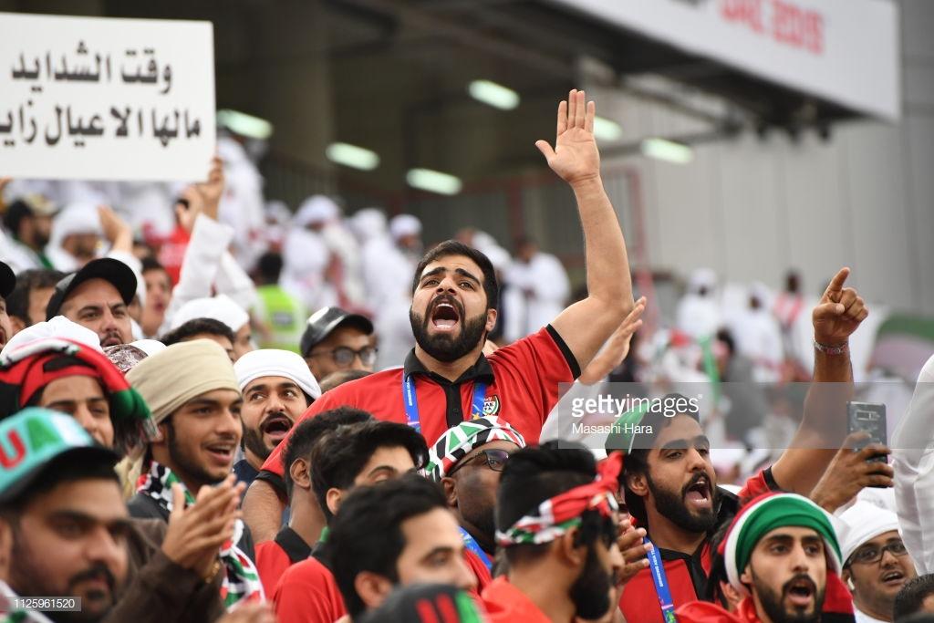 تصاویر منتخب مرحله نیمه نهایی جام ملتهای آسیا ۲۰۱۹؛ اشکها و لبخندها - 74
