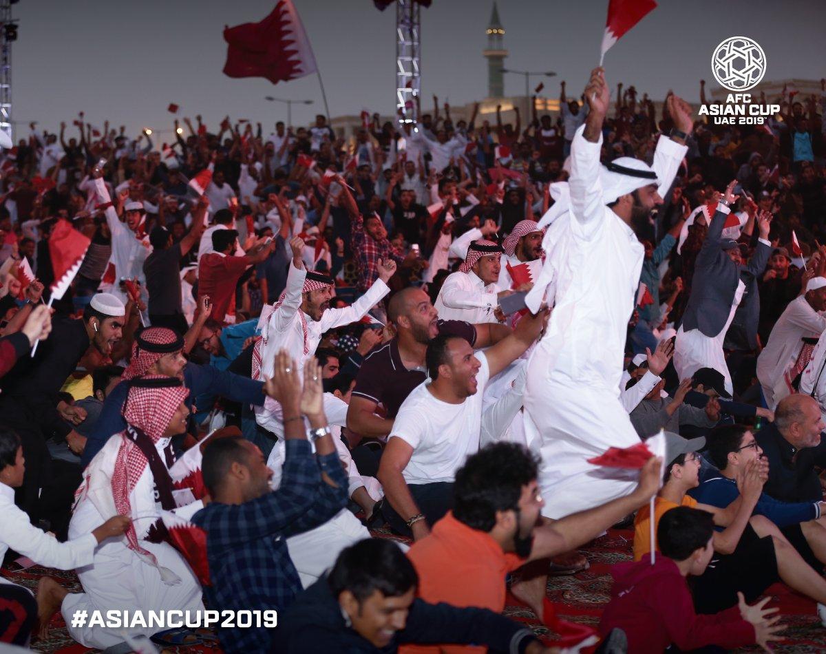 تصاویر منتخب مرحله نیمه نهایی جام ملتهای آسیا ۲۰۱۹؛ اشکها و لبخندها - 101