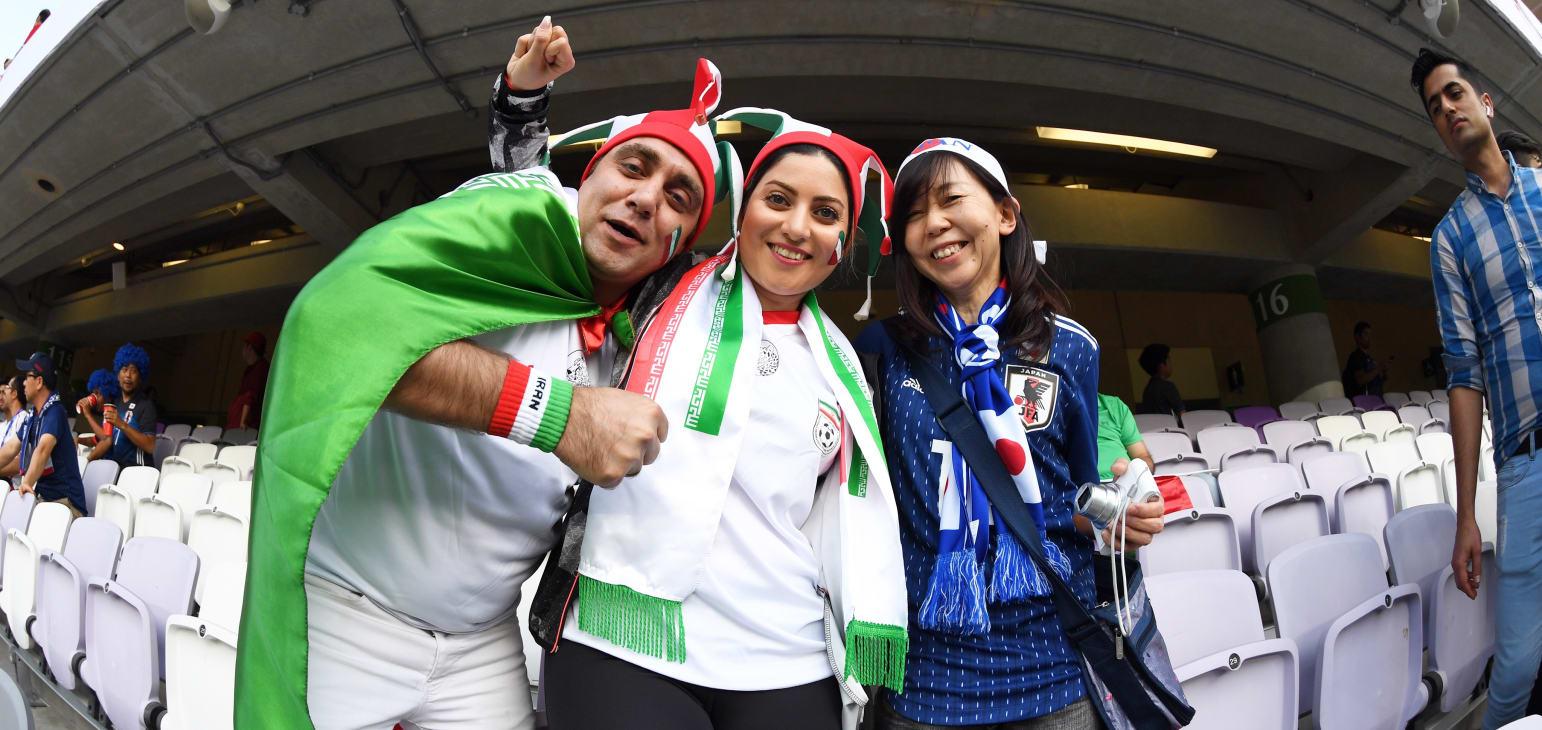 تصاویر منتخب مرحله نیمه نهایی جام ملتهای آسیا ۲۰۱۹؛ اشکها و لبخندها - 14