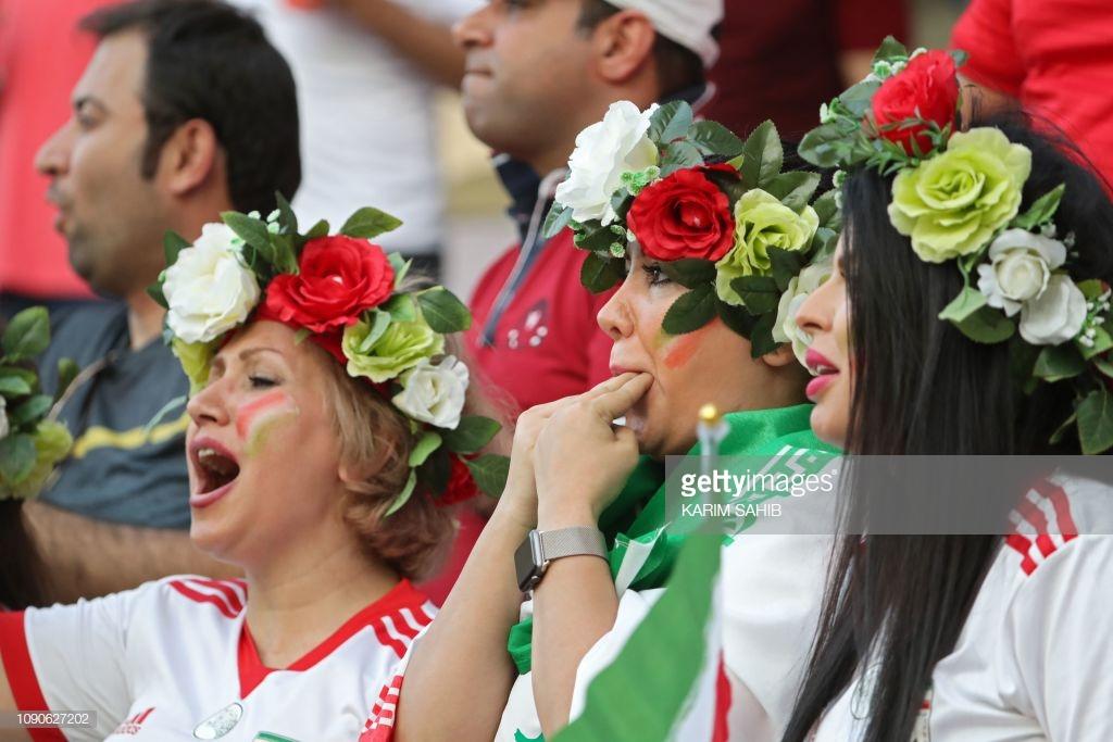 تصاویر منتخب مرحله نیمه نهایی جام ملتهای آسیا ۲۰۱۹؛ اشکها و لبخندها - 34