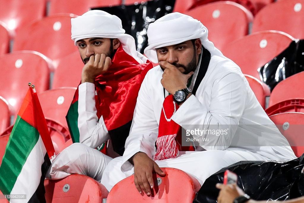 تصاویر منتخب مرحله نیمه نهایی جام ملتهای آسیا ۲۰۱۹؛ اشکها و لبخندها - 117