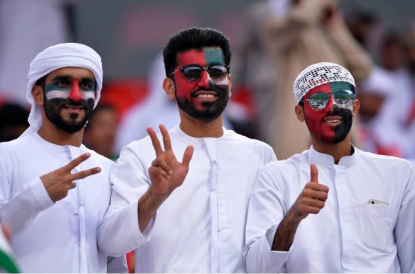 تصاویر منتخب مرحله نیمه نهایی جام ملتهای آسیا ۲۰۱۹؛ اشکها و لبخندها - 79