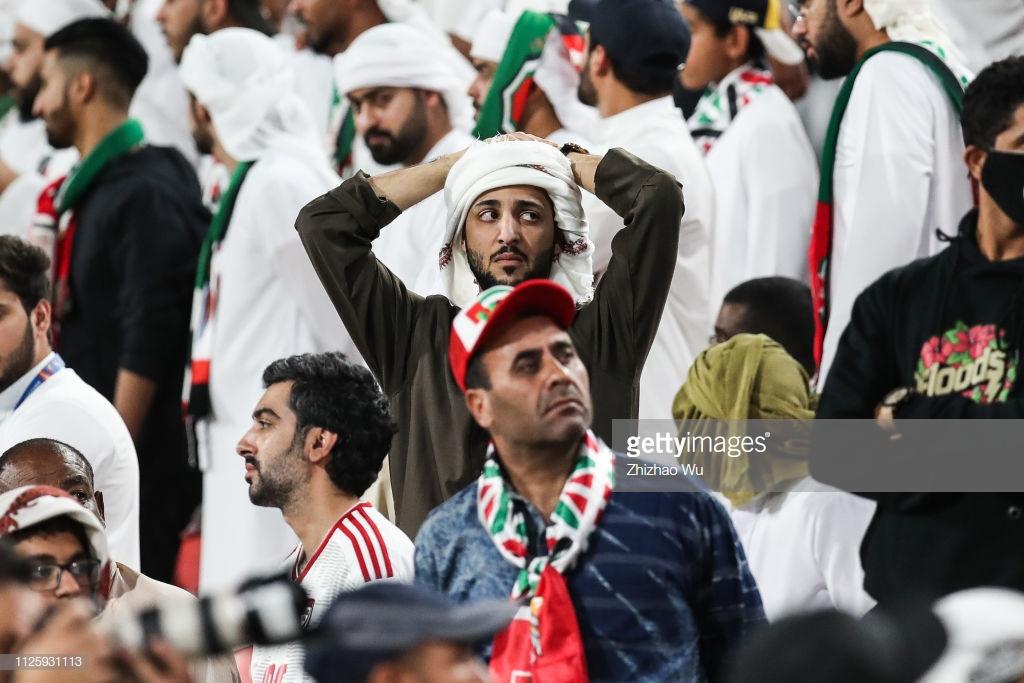 تصاویر منتخب مرحله نیمه نهایی جام ملتهای آسیا ۲۰۱۹؛ اشکها و لبخندها - 113