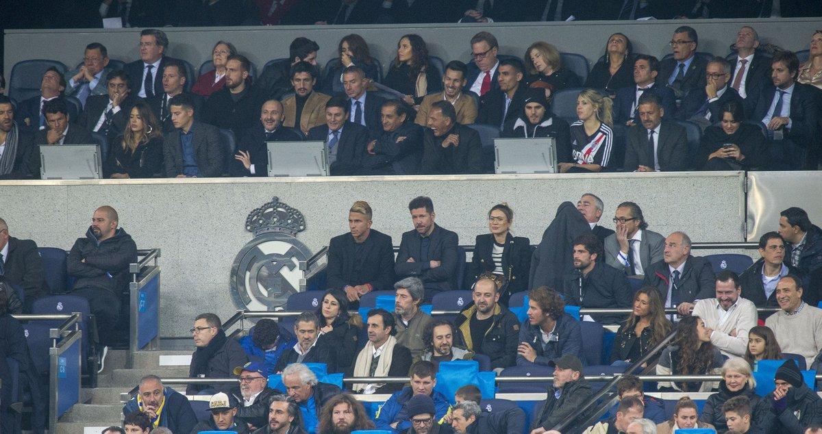 از لیونل مسی تا ایکاردی و بازیکنان یوونتوس؛ چهره های مشهور در مادرید برای فینال کوپا لیبرتادورس (عکس) - 8