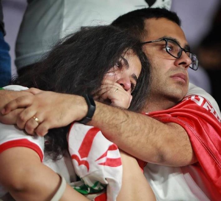 تصاویر منتخب مرحله نیمه نهایی جام ملتهای آسیا ۲۰۱۹؛ اشکها و لبخندها - 59