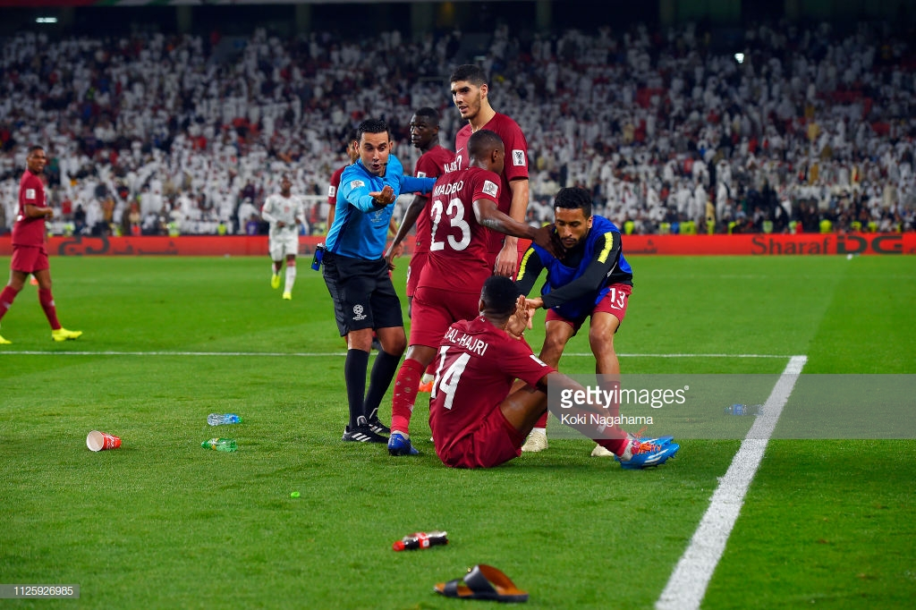 تصاویر منتخب مرحله نیمه نهایی جام ملتهای آسیا ۲۰۱۹؛ اشکها و لبخندها - 114