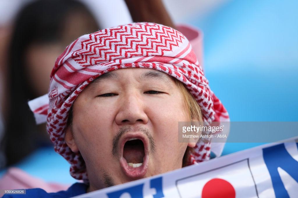 تصاویر منتخب مرحله نیمه نهایی جام ملتهای آسیا ۲۰۱۹؛ اشکها و لبخندها - 19
