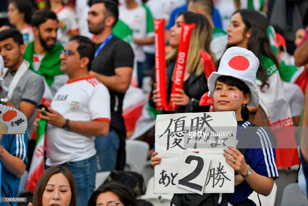 تصاویر منتخب مرحله نیمه نهایی جام ملتهای آسیا ۲۰۱۹؛ اشکها و لبخندها - 10