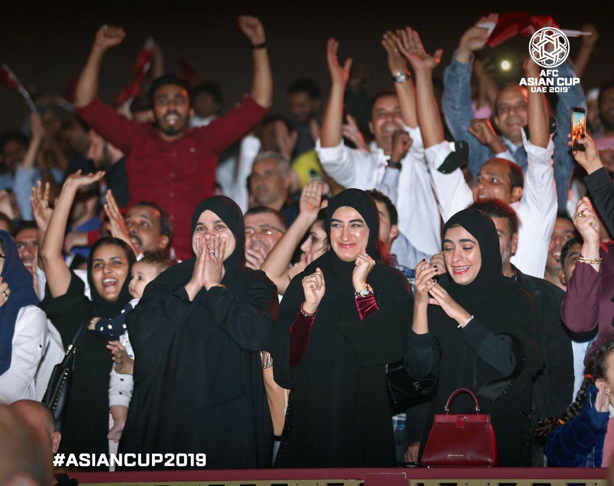 تصاویر منتخب مرحله نیمه نهایی جام ملتهای آسیا ۲۰۱۹؛ اشکها و لبخندها - 103