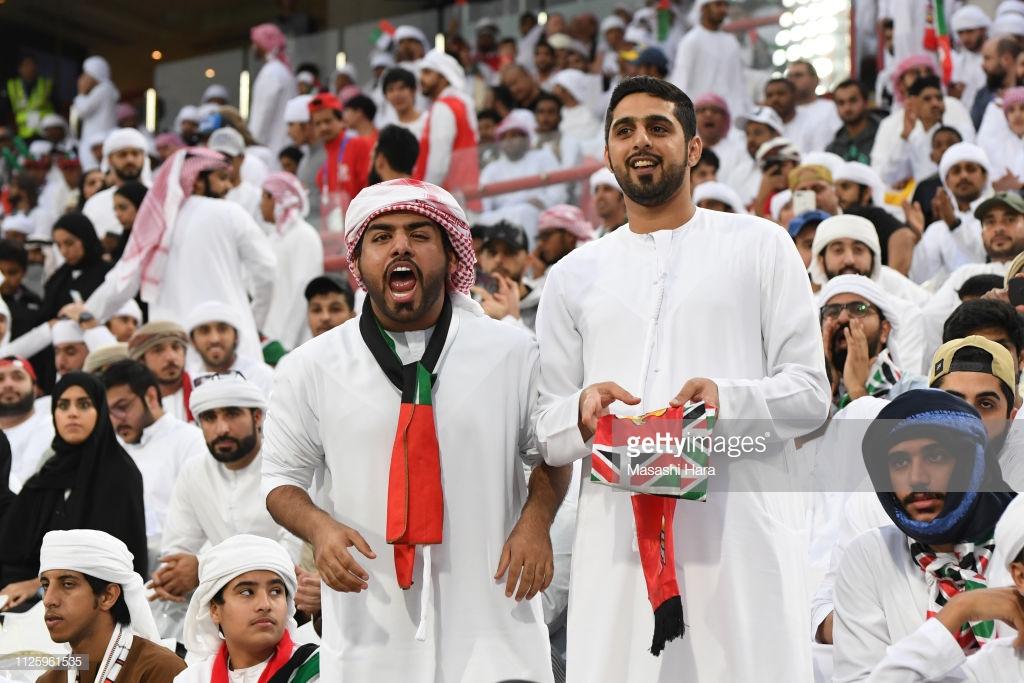 تصاویر منتخب مرحله نیمه نهایی جام ملتهای آسیا ۲۰۱۹؛ اشکها و لبخندها - 73