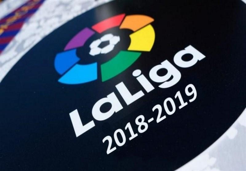 فوتبال جهان|جدول ردهبندی لالیگا در پایان شب دوم از هفته بیست و هشتم