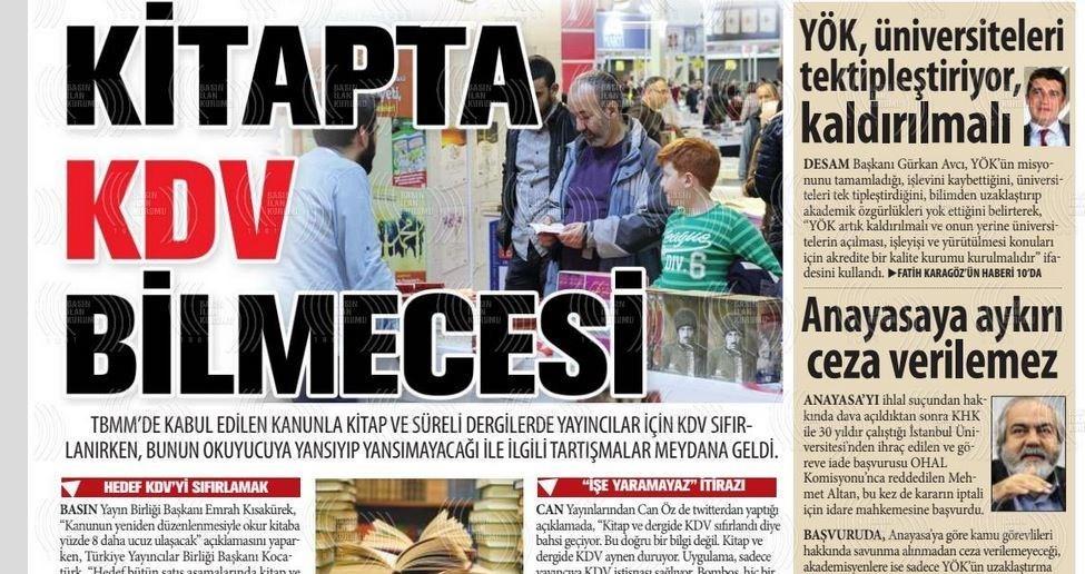 نشریات ترکیه در یک نگاه|تشکیل صف در برابر مراکز دولتی توزیع میوه/ دیدار وزرای دفاع روسیه و ترکیه در مورد ادلب - 28