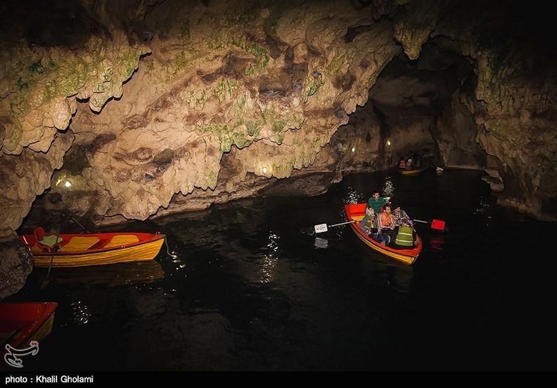 بهار۹۸|نوروزی متفاوت در غار آبی سهولان مهاباد + تصاویر - 12