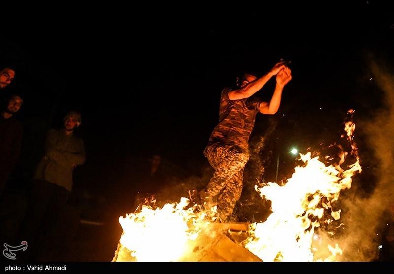 همدان| نگذاریم چهارشنبه سوری یک عمر خاطره تلخ بسازد