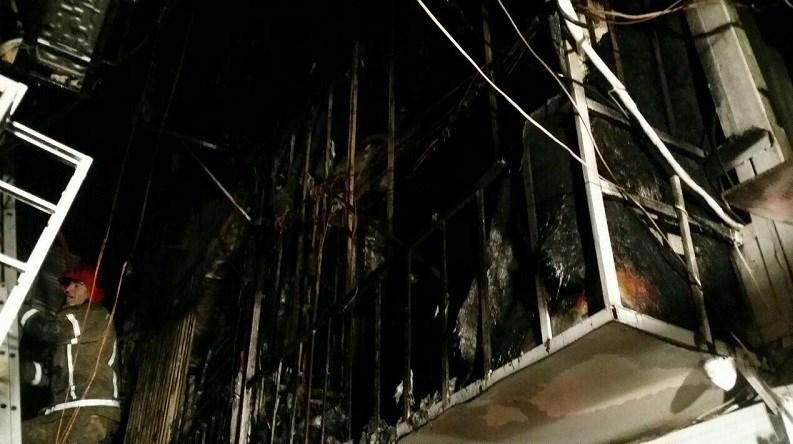 آتش گرفتن ۱۵ باب مغازه در بازار تهران + فیلم و تصاویر - 14
