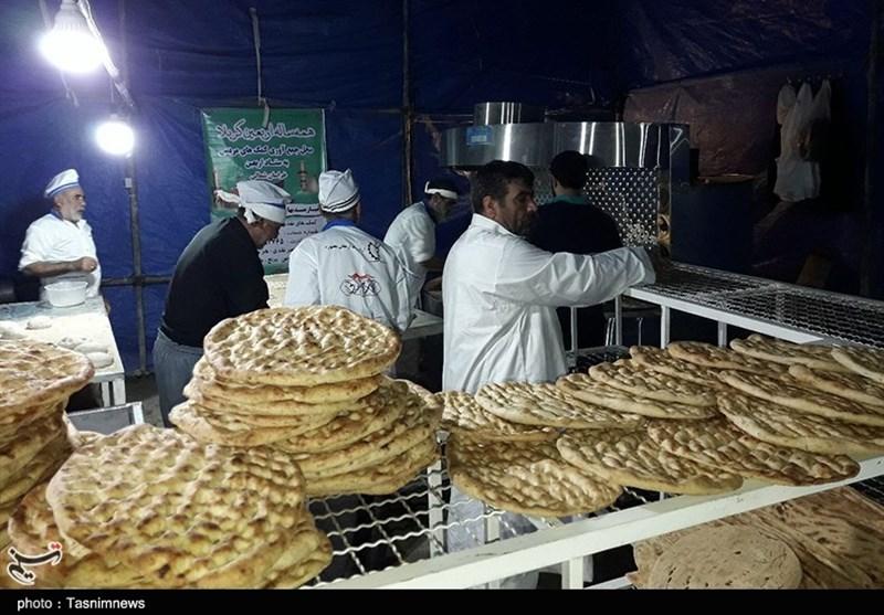 ۱۵۰ نانوایی کشیک نوروزی در مشهدمقدس فعال خواهند بود