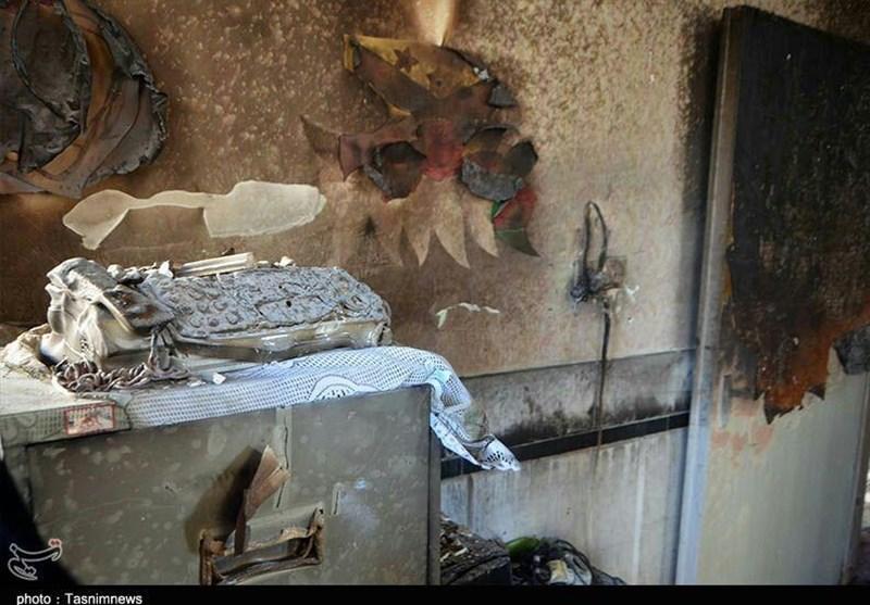 بازدید نمایندگان مجلس از مدرسه حادثه دیده زاهدان به روایت تصاویر - 10