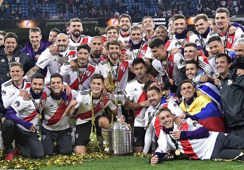 حضور مسی، ایکاردی، گریزمان، دیبالا و دیگران در فینال لیبرتادورس - 25