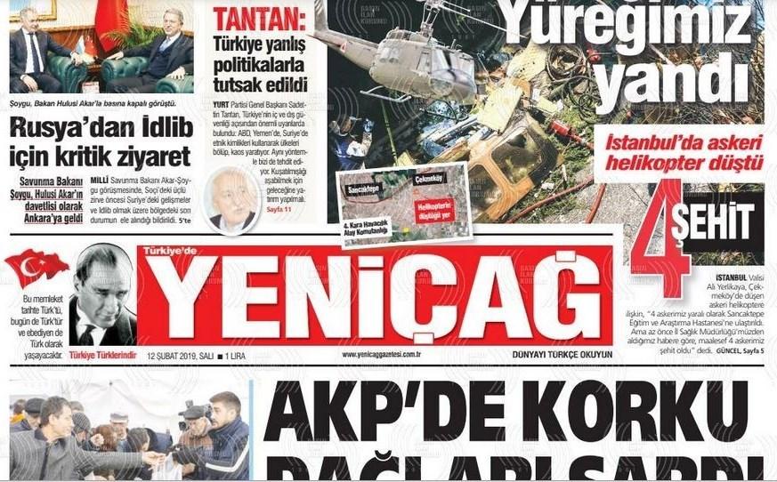 نشریات ترکیه در یک نگاه|تشکیل صف در برابر مراکز دولتی توزیع میوه/ دیدار وزرای دفاع روسیه و ترکیه در مورد ادلب - 24