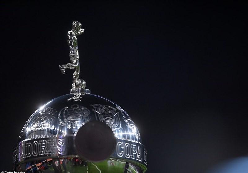 حضور مسی، ایکاردی، گریزمان، دیبالا و دیگران در فینال لیبرتادورس - 14