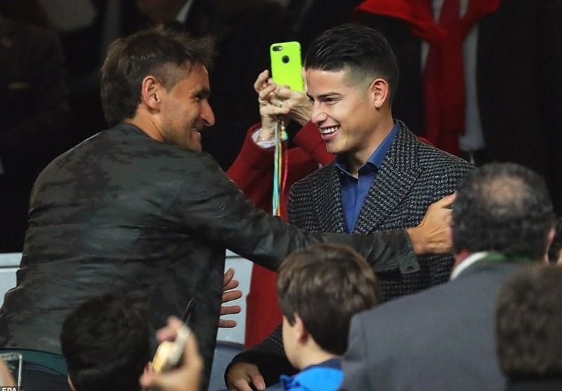 حضور مسی، ایکاردی، گریزمان، دیبالا و دیگران در فینال لیبرتادورس - 13