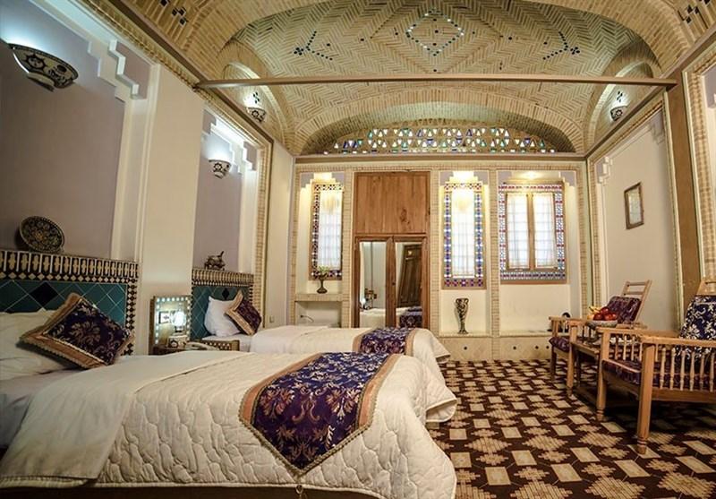 اقامت مسافران نوروزی در هتلهای استان سمنان افزایش یافت