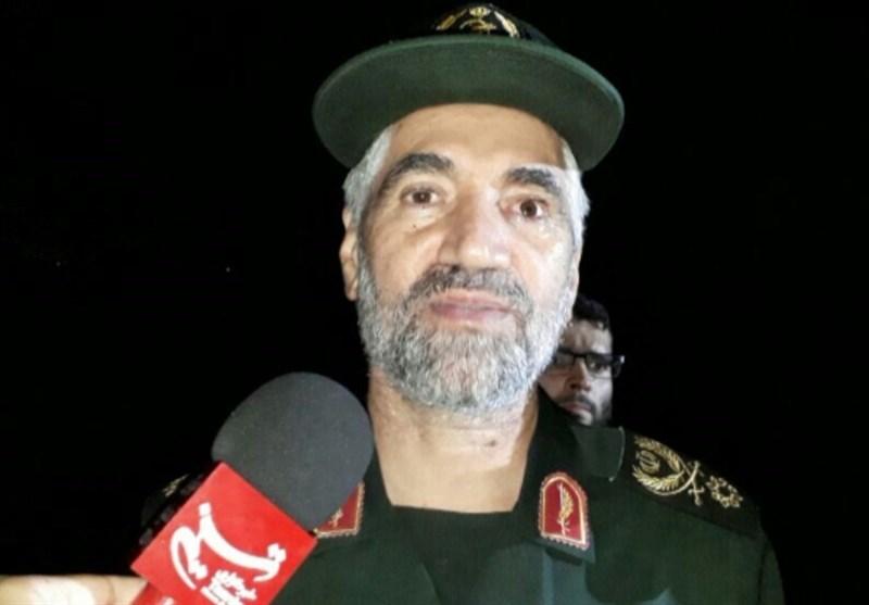 سردار فضلی در رشت: تفرقهافکنی بین شیعه و سنی از اهدف دشمنان است