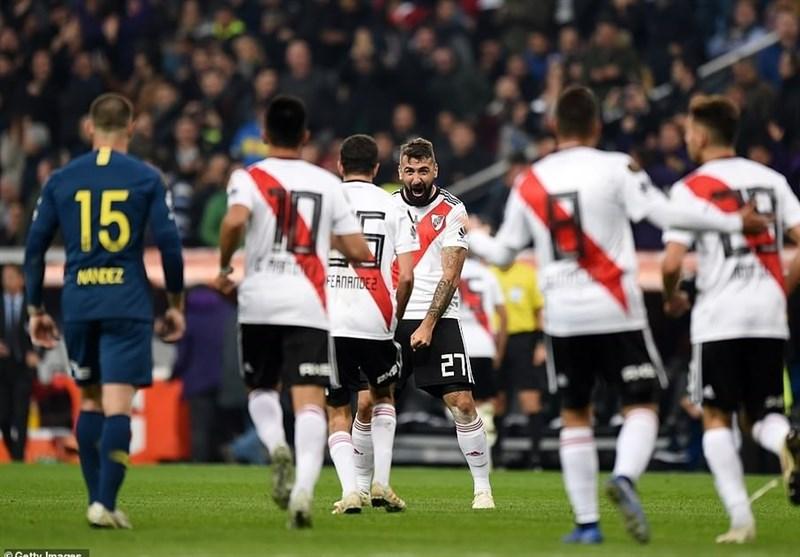 حضور مسی، ایکاردی، گریزمان، دیبالا و دیگران در فینال لیبرتادورس - 22