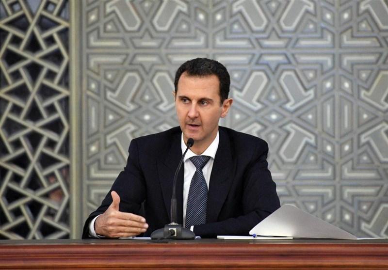 اسد: روابط دمشق با تهران و بغداد در طول جنگ علیه تروریسم مستحکمتر شده است
