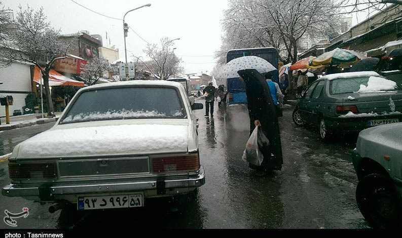 خوابِ زمستانیِ شهردار سنندج در روزهای برفی+تصاویر - 44