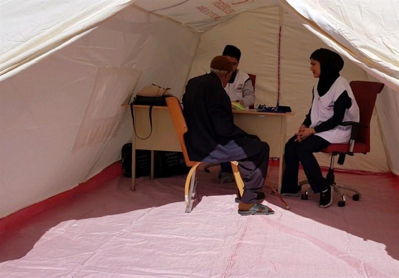 تیم پزشکی و دندانپزشکی بسیج جامعه پزشکی به شهرستان چگنی اعزام شد