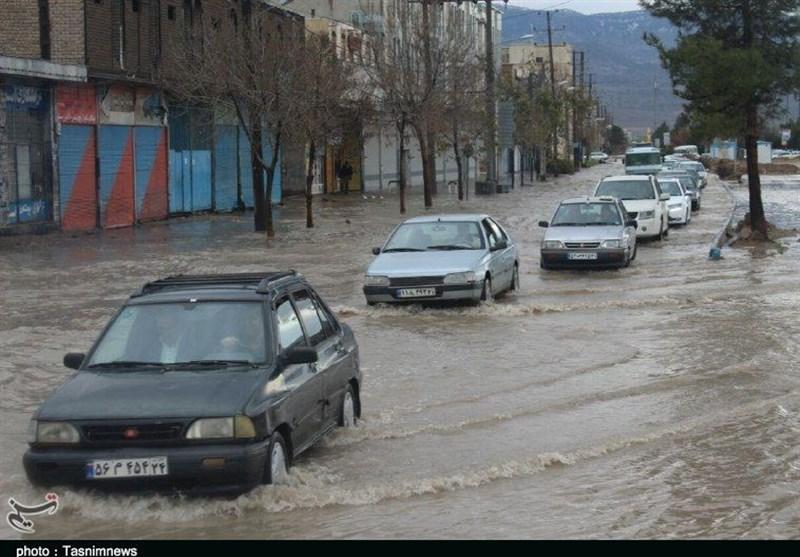 پیش بینی وقوع سیلاب در ۶ استان کشور