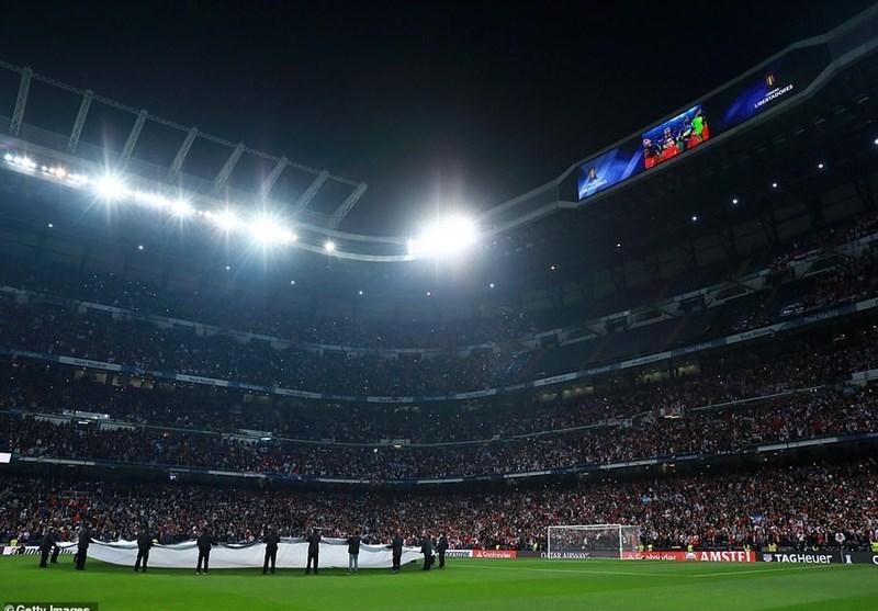 حضور مسی، ایکاردی، گریزمان، دیبالا و دیگران در فینال لیبرتادورس - 15