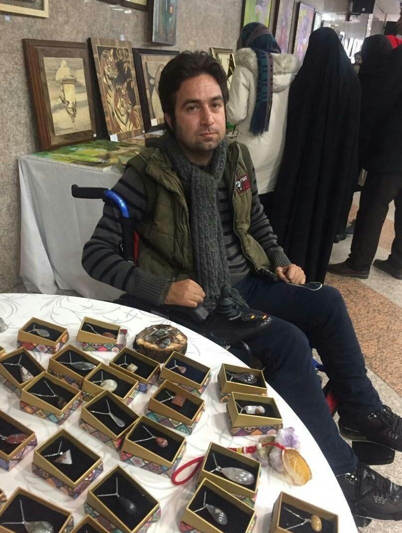"""آقای """"روحانی"""" معلولان حالشان خوب نیست - 29"""