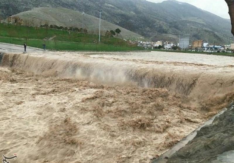 هشدار وقوع سیلاب در ۷ استان طی امروز و فردا/دما ۶ درجه سرد میشود