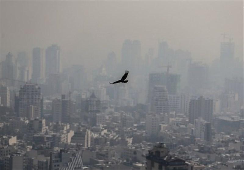 تهران هفتمین شهر آلوده جهان است
