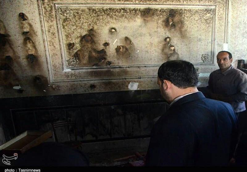 بازدید نمایندگان مجلس از مدرسه حادثه دیده زاهدان به روایت تصاویر - 4