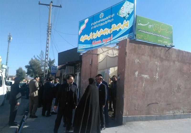 بازدید نمایندگان مجلس از مدرسه حادثه دیده زاهدان به روایت تصاویر - 7