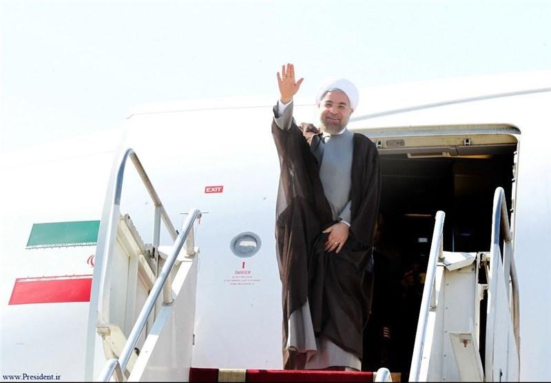 روحانی پنجشنبه عازم سوچی میشود/ دیدارهای دوجانبه با پوتین و اردوغان
