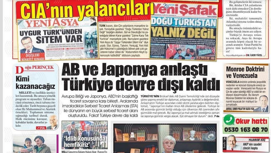 نشریات ترکیه در یک نگاه|تشکیل صف در برابر مراکز دولتی توزیع میوه/ دیدار وزرای دفاع روسیه و ترکیه در مورد ادلب - 40