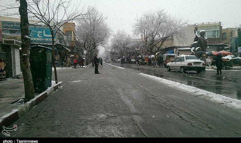 خوابِ زمستانیِ شهردار سنندج در روزهای برفی+تصاویر - 49