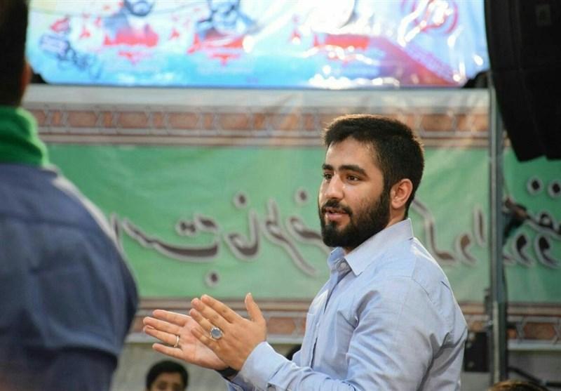 مولودیخوانی حسین طاهری در مدح امام جواد (ع) + صوت