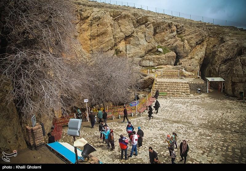 بهار۹۸|نوروزی متفاوت در غار آبی سهولان مهاباد + تصاویر - 14