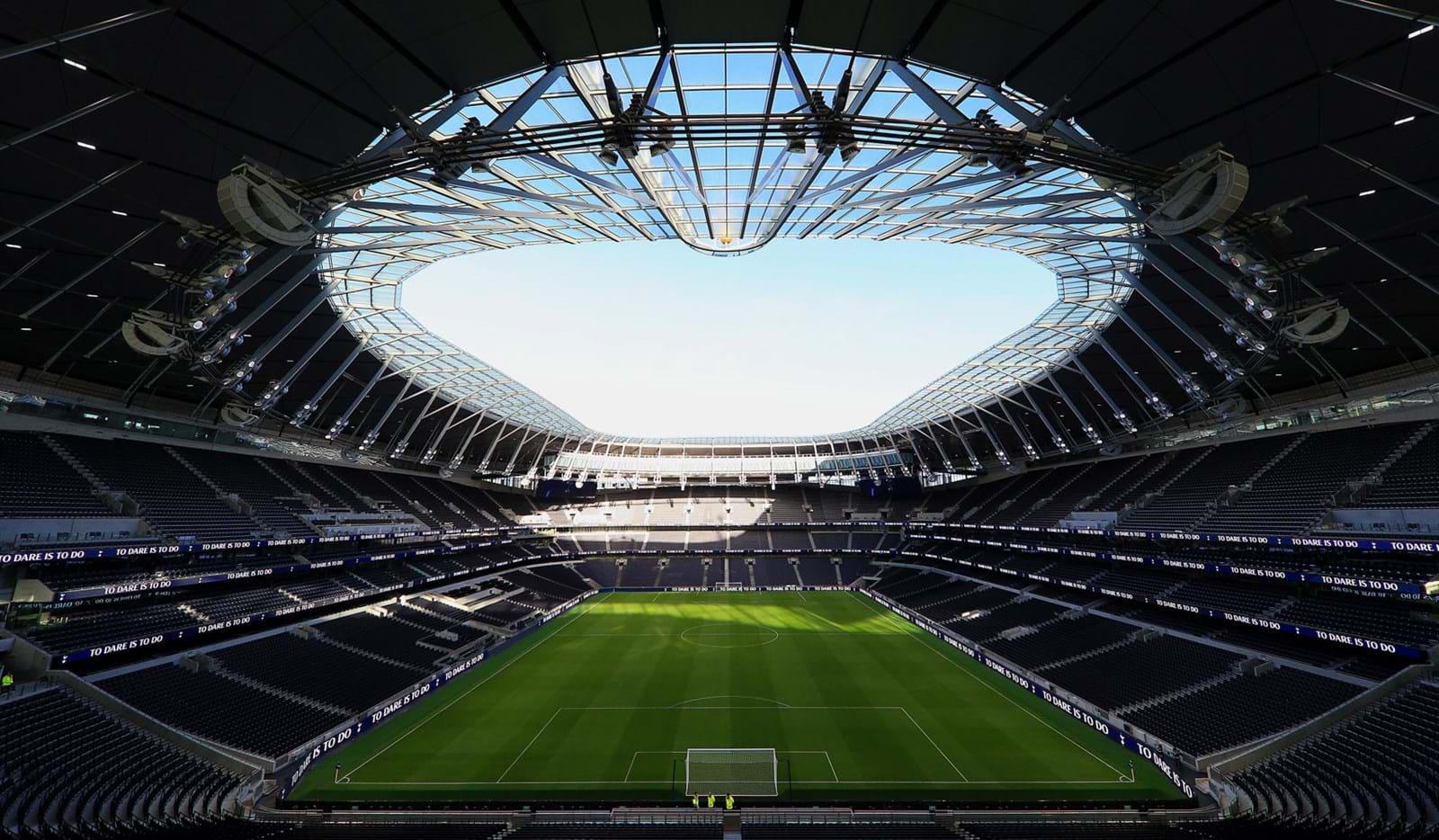 بالاخره پایان انتظارها در مورد استادیوم جدید تاتنهام (عکس) - 10