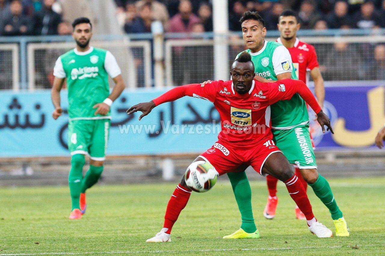 تیم منتخب هفته چهاردهم لیگ برتر - 26
