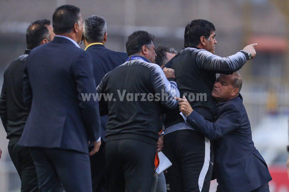 گزارش ویژه: عادل از علی دایی خوف نکرد! - 10